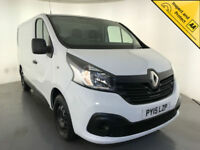 2015 RENAULT TRAFIC SL27 BUSINESS + DCI DIESEL PANEL VAN 1 OWNER FROM NEW
