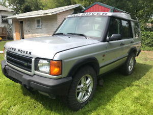 2002 Land Rover Discovery SE Wagon