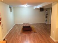 Clean and Bright One-Bedroom Basement Apartment for rent, Aurora