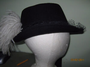 Ladies vintage hats