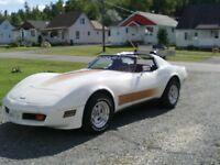 1977 Chevrolet Corvette limited Coupe (2 door)
