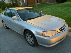 2001 Acura 3.2TL for Sale Drives Beautifully