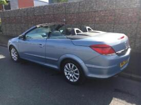 2007 Vauxhall Astra 1.6i 16v Twin Top Sport Convertible