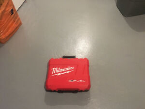 Milwaukee Drill m18 fuel case