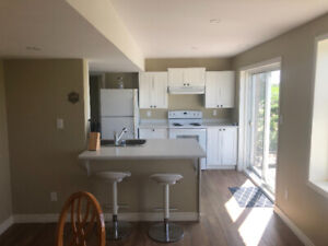 Clean, Bright 2 Bdrm Apt in country minutes from Town and TrentU
