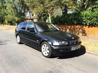 2001 BMW 318 1.9i SE Touring LHD + LEFT HAND DRIVE + LOW MILES