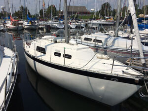 Grampian 30' Sailboat