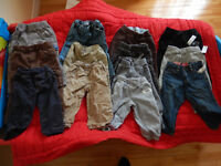 Boys Clothing -- Some New