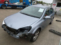Vauxhall Astra 1.6 16v Club DAMAGED REPAIRABLE SALVAGE