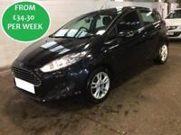 £148.64 PER MONTH 2014 Ford Fiesta 1.0 Eco Boost Zetec Hatchback 5 DOOR MANUAL