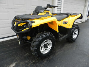 2015 Can Am Outlander 800R -  NewTires