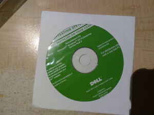 Microsoft Windows XP Professional Operating System + SP2 CD-ROM
