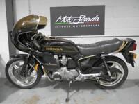 """HONDA CB 900 F """"DUNSTALL SPECIAL"""" ! Mt Black 1980 V"""