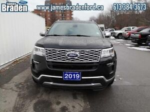 2019 Ford Explorer Platinum  - Heated Seats - Leather Seats - $4