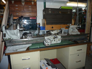 Tour Atlas lathe
