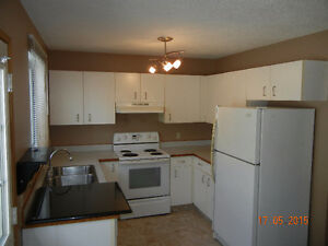 Two Bedroom Upstairs Suite in Martindale for Rent