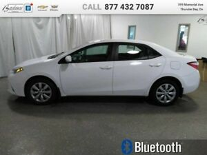 2014 Toyota Corolla LE  - Bluetooth -  Backup Camera - $130.82 B