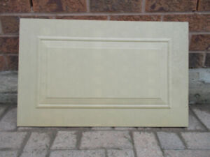 Garage Door Panel Insert, Wood, New..For Sale...