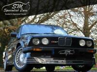 1986 C BMW ALPINA 2.7 1986 D BMW 3 SERIES ALPINA C2 E30