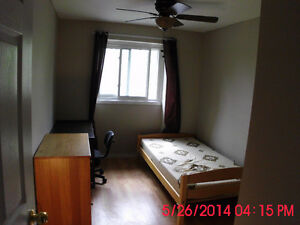 2 Rooms for rent Sept 1 near to UofG