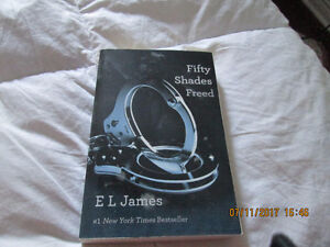 Fifty Shades Freed Book