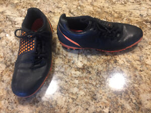 Mens NIKE5 BOMBA FINALE TURF SOCCER SHOES Size 9