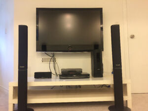 Home Entertainment System, Must Go!!