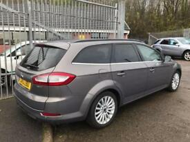 2013 13 FORD MONDEO 1.6 ZETEC BUSINESS EDITION TDCI 5 DR ESTATE **SAT NAV** DIES