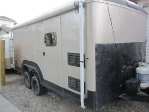 REDUCED 2008 Camperized Toy Hauler