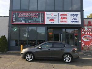 Mazda MAZDA3 GT-CUIR-TOIT- EQUIPEE-MAGS 2010