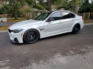 2018 BMW M3 Ultimate Package Sedan