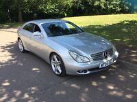 Mercedes Benz CLS 320D CDI 2006 Service History £4995 PX Poss