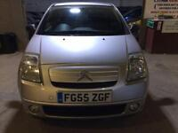 2005 Citroen C2 1.1i SX 3dr 3 door Hatchback