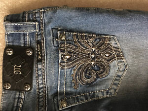 Size 27 Miss Me jeans bootcut