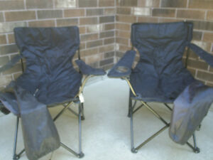 Small Youth Folding Camp Chairs