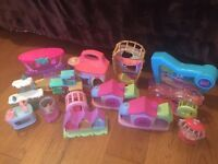 Littlest Pet Shop Houses And Toys