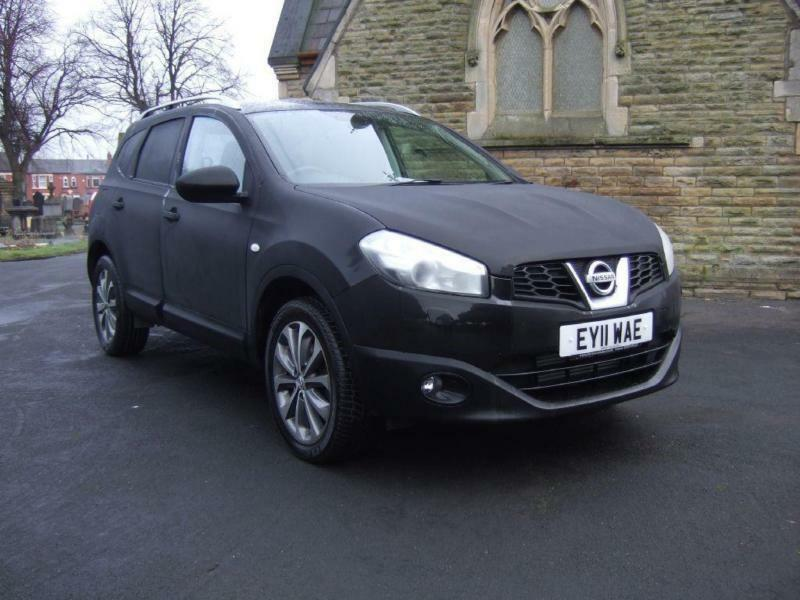 nissan qashqai tekna plus 2 dci in warrington cheshire gumtree. Black Bedroom Furniture Sets. Home Design Ideas