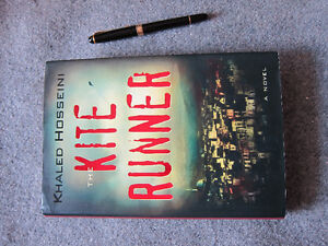The Kite Runner by Khaled Hosseini - First printing