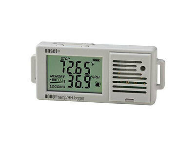 Onset Hobo Ux100-003 Temperature And Humidity Data Logger