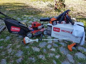 Lawn Mowing Equipment For Sale