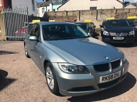 BMW 3 Series 2.0 320d SE 4dr£4,795 2008 (58 reg), Saloon
