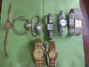 Several Watches