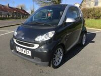 DIESEL Smart Car Fortwo 0.8CDI Free Tax 90MPG Full Service History
