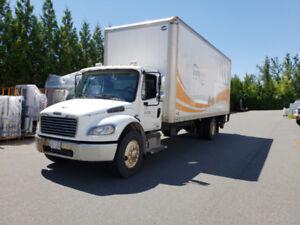 Freightliner 5Ton Boxvan