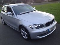 BMW 1 SERVICE 2.0 diesel ( 59 plate 2010 years ) very good condition