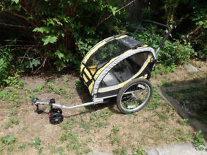 Bell bicycle trailer/stroller