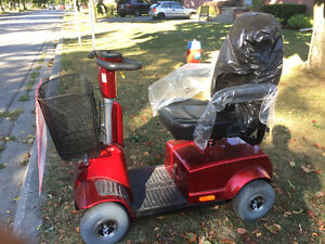 Four wheel scooter brand new