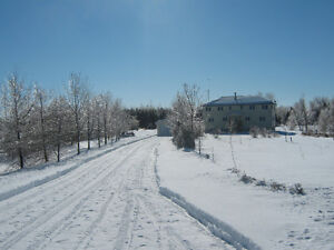 Peaceful Country Living in South Stormont on Private 5.95 Acres