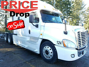 Lowest Price 2015 Freightliner Cascadia For Sale