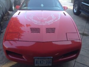 1991 Trans Am T-Top TPI Safetied & E tested Trades Welcome